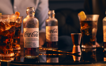 Coca-Cola moves into mixology with four Signature Mixers for dark spirits