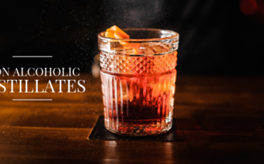 Non-alcoholic distillates leading the booze free beverage revolution